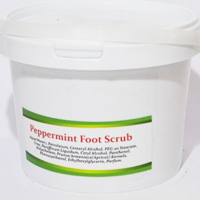FOOT SCRUB PEPPER